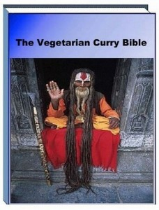 The Vegetarian Curry Bible - Gratis indisk kokbok på nätet! - Free Indian Cook book!